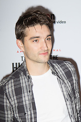 Curzon Bloomsbury, London, December 14th 2016. Celebrities attend the launch of Amazon Prime's European premiere for Season 2 of The Man In The High Castle. PICTURED: Tom Parker
