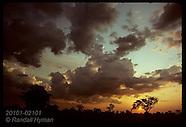 21: PANTANAL SUNRISE, SUNSET