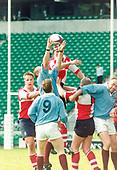1996 0417 Rugby Union County Championship, Gloucestershire vs Warickshire, Twickenham, UK
