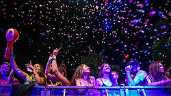 Adr durante a 25ª edição do Planeta Atlântida. O maior festival de música do Sul do Brasil ocorre nos dias 31 Janeiro e 01 de fevereiro, na SABA, praia de Atlântida, no Litoral Norte do Rio Grande do Sul. FOTO: <br /> Gustavo Granata/ Agência Preview