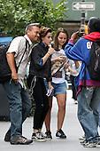 Kristen Stewart was on the set of Woody Allen's Untitled Summer Project movie