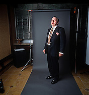 24th February 2011. Las Vegas, Nevada.  Celebrity Impersonators from around the globe were in Las Vegas for the 20th Annual Reel Awards Show. Pictured is Robert De Niro double, Joseph Manuella. Photo © John Chapple / www.johnchapple.com..