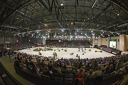 Overview arena<br /> Concours Hippique International de Genève 2014<br /> © Hippo Foto - Dirk Caremans