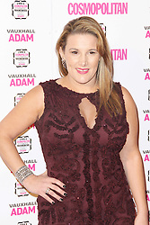© Licensed to London News Pictures. 05/12/2013, UK. Sam Bailey, Cosmopolitan Ultimate Women of the Year Awards 2013, V&A, Cromwell Road, London UK, 05 December 2013e. Photo credit : Brett D. Cove/Piqtured/LNP