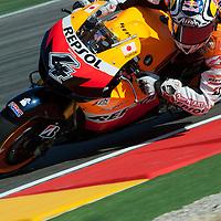 2011 MotoGP World Championship, Round 14, Motorland Aragon, Spain, 18 September 2011, Andrea Dovizioso