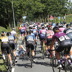 WEERT (NED) CYCLING, SIMAC LADIES TOUR,   August 27th 2021, <br /> <br /> Crash during the race