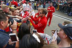 June 28, 2018 - Spielberg, Austria - Motorsports: FIA Formula One World Championship 2018, Grand Prix of Austria, ..#5 Sebastian Vettel (GER, Scuderia Ferrari) (Credit Image: © Hoch Zwei via ZUMA Wire)