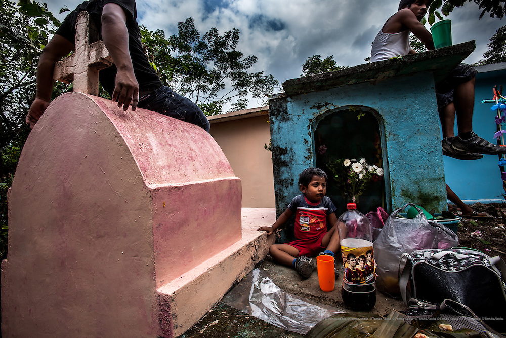 All Saints Day. Francisco Sarabia. Mexico.