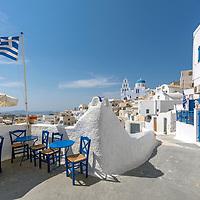 Pyrgos - Santorini - Greece