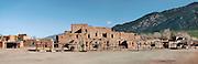 Taos Pueblo panoramic, New Mexico