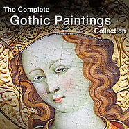 Medieval Gothic Paintings & Frescoes - Pictures & Images of -