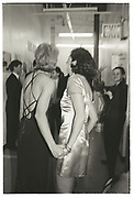 GHISLAINE MAXWELL, NY Academy of Art benefit. Manhattan 1996