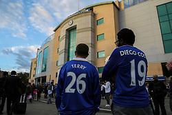 Chelsea fans arrive at Stamford bridge - Mandatory by-line: Jason Brown/JMP - 16/09/2016 - FOOTBALL - Stamford Bridge - London, England - Chelsea v Liverpool - Premier League