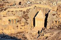 Israel - Jerusalem - Vallée du Cedron