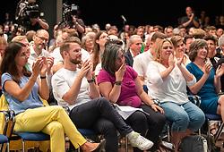22.06.2019, Studio 44, Wien, AUT, Landesversammlung der Wiener Grüne, Wahl der Landesliste für die Nationalratswahl, im Bild Stadträtin Maria Vassilakoui // during the provincial assembly of the Vienna Greens and Election of the national list for the Nationalratwahl at the Studio 44 in Wien, Austria on 2019/06/22. EXPA Pictures © 2019, PhotoCredit: EXPA/ Johann Groder