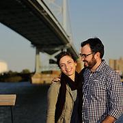 20131020 Annemarie & Scott