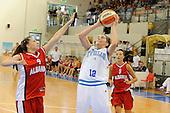 20090628 Italia - Albania Femminile