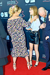 Edinburgh International Film Festival, Saturday, 23rd June 2018<br /> <br /> 'TWO FOR JOY' World Premiere<br /> <br /> Pictured:  Billie Piper and Emelia Jones<br /> <br /> (c) Alex Todd | Edinburgh Elite media