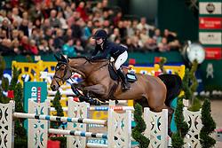 Karlsson Irma, SWE, Ida van den Bisschop<br /> Leipzig - Partner Pferd 2019<br /> © Hippo Foto - Stefan Lafrentz