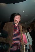 STEPHEN FRY, BULLY BOY by Sandi Toksvig, St. James Theatre, 12 Palace Street, London. 19 September 2012