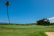 during the championship round of the girls HHSAA golf tournament at Kaanapali Golf Resort in Lahaina May 2nd 2017. Photo by Aric Becker