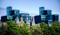 Luxury flats in Quartermile, Lauriston, Edinburgh overlooking the Meadows.<br /> <br /> (c) Andrew Wilson   Edinburgh Elite media