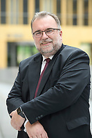03 MAY 2021, BERLIN/GERMANY:<br /> Siegfried Russwurm, Praesident Bundesverband der Deutschen Industrie, BDI, und Aufsichtsratschef Thyssenkrupp, BDI, Haus der Wirtschaft<br /> IMAGE: 20210503-02-059