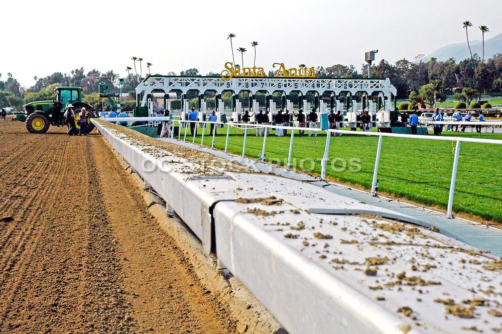 Santa Anita Race Track Park