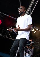 Artful Dodger performing live on stage during Solihull Summerfest Tudor Grange Park Solihull  West Midlands 2021