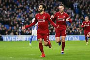 Brighton and Hove Albion v Liverpool 120119
