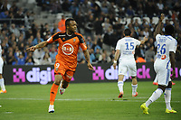 Joie but J Ayew (Lorient)