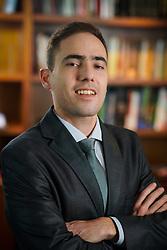 Guilherme, da Gazen Advogados. FOTO: Jefferson Bernardes/ Agência Preview