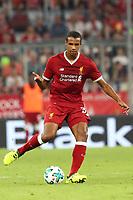 Joel Matip Liverpool<br /> Monaco 02-08-2017  Stadio Allianz Arena<br /> Football Audi Cup 2017 finale <br /> Liverpool - Atletico Madrid<br /> Foto Cesare Purini / Insidefoto
