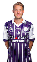 Ola Toivonen of Toulouse during the photo shooting session of Toulouse FC for the new season 2016/2017 in Toulouse on September 16th 2016<br /> Photo : TFC / Icon Sport