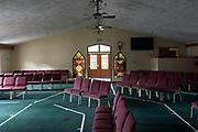 Windows 2 and 3 on plan. <br /> First Baptist Church, Bar Harbor, Maine.