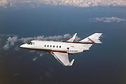 Hawker 800SP winglets