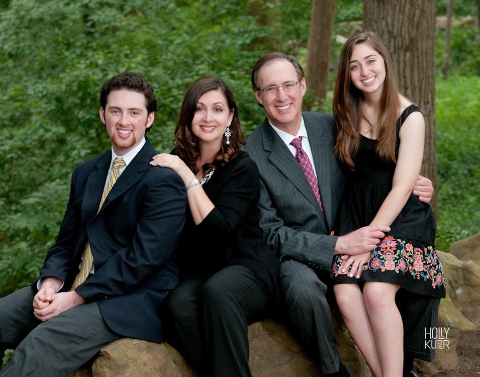 Goldberg Family May 2010