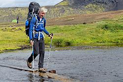 09-07-2014 ISL: Iceland Diabetes Challenge Dag 5, Emstrur<br /> Van Alftavatn naar Emstrur / Eelco