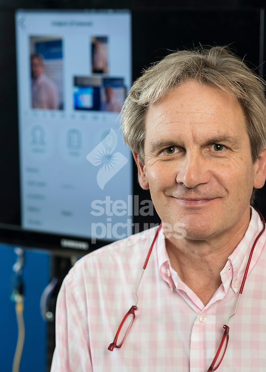 Simon Gordon, CEO and Founder of 'Facewatch'.<br /> Picture by Daniel Hambury/Stella Pictures Ltd +44 7813 022858<br /> 20/10/2016