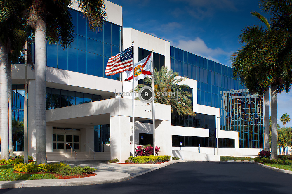 Corporate Center at the Gardens just completed a $2.4 Million base building capital improvement campaign including complete renovovations to the building lobby, common areas, restrooms, elevator cabs, HVAC system, sign program, resurfacing and re-striping of the parking area and landscaping...March, 2012:  The property is conveniently located near the I-95 & PGA Boulevard interchange in Palm Beach Gardens and overlooks I-95. Corporate Center at the Gardens is also located within minutes of the Florida Turnpike interchange, The Gardens Mall offering world-class shopping, Downtown at the Gardens and Legacy Place offering numerous shopping, restaurant and banking options. Additionally, a Marriott Hotel and Hampton Inn are within easy walking distance.