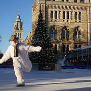 Peacock theatre promotes 'The Snowman',