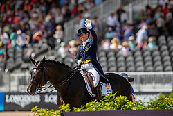 Vilhelmson Silfven Tinne, SWE, Don Auriello<br /> World Equestrian Games - Tryon 2018<br /> © Hippo Foto - Dirk Caremans<br /> 14/09/18