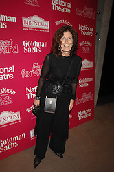 ANITA RODDICK at Fast Forward - a fund-raising party for the National Theatre held at The Roundhouse, London NW1 on 1st March 2007.<br />
