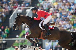 Duguet Romain, SUI, Quorida de Treho<br /> Olympic Games Rio 2016<br /> © Hippo Foto - Dirk Caremans<br /> 17/08/16