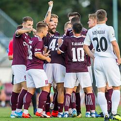 20190727: SLO, Football - Prva liga Telekom Slovenije 2019/20, NK Triglav Kranj vs NK Rudar Velenje