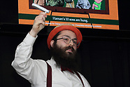 2019 - Chabad - Young Professionals Purim at Therapy Cafe