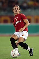 Roma 29/8/2004 Amichevole di presentazione AS Roma. Friendly match Roma - Iran 5-3. Philippe Mexes Roma<br /> <br /> Foto Andrea Staccioli Graffiti