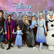 Jennifer Lee attend European Premiere of Frozen 2 on 17 November 2019, BFI Southbank, London, UK.