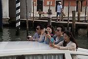 SELFIES, Venice Biennale, Venice. 6 May 2015