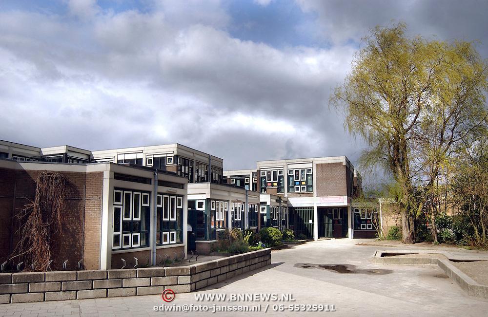 Donkere wolken boven basischool de Dacostaschool Huizen heeft problemen tussen leraar en schoolhoofd